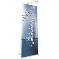 Espositori display banner