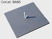 BAS5 - Bandiere pubblicitarie - Basi