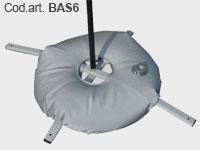 BAS6 - Bandiere pubblicitarie - Base