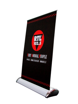 Mini roll up A3 RTL