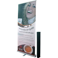 Roll up standard 200x85 cm