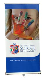 Roll up - 200x100 - Bergamo school