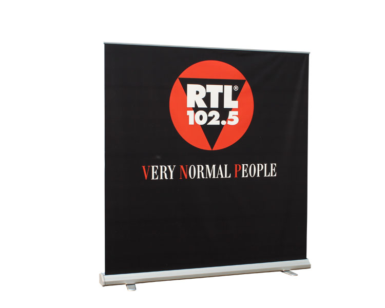 Roll up maxi 200x200 cm