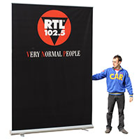 Roll up maxi 200x300 cm