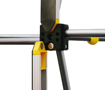 Barre magnetiche per pop up stand