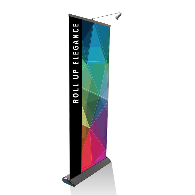 Roll up banner - ELEGANCE il nostro top