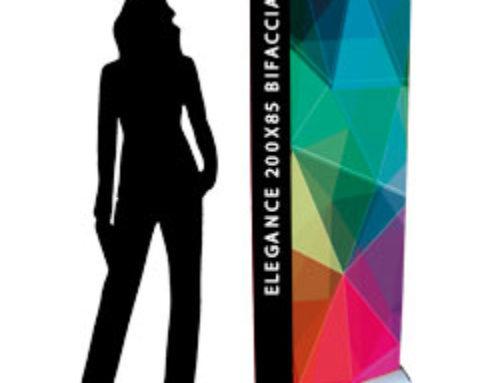 Roll up elegance bifacciale 200×85 cm