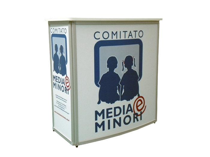 Banchetti Deskall convex - Media minori