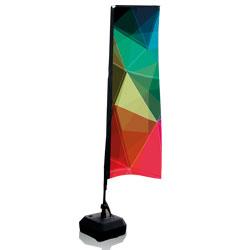 Bandiere promozionali - BOX