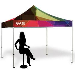 Gazebo pubblicitari