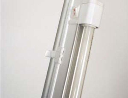 Illuminazione innovativa per POP UP Stand
