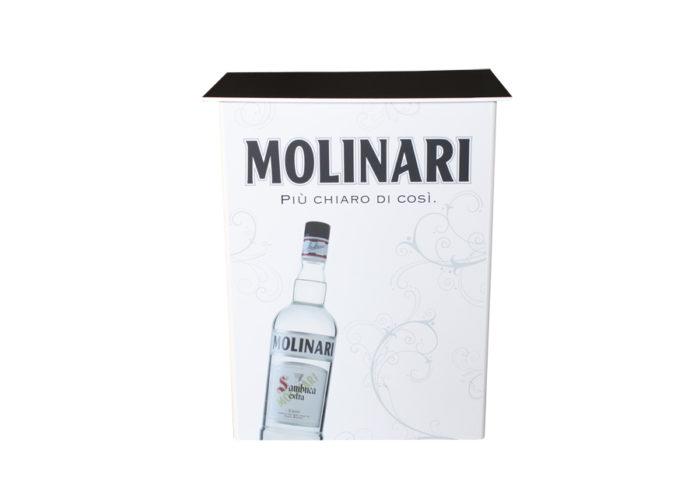 Desk one - Molinari