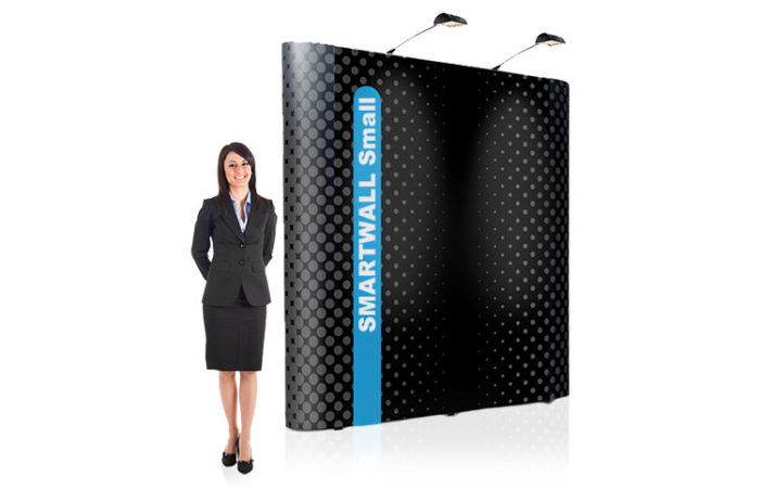 stand pop up 3x2 dritto - immagine