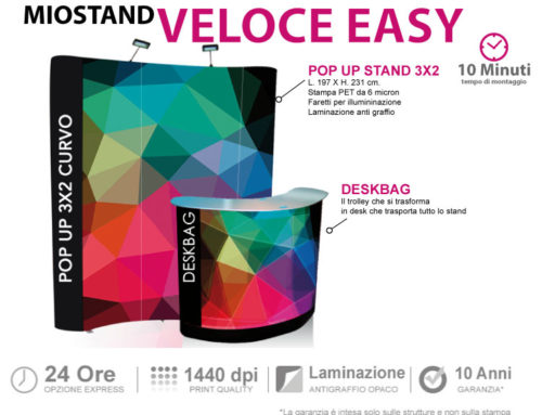 Stand Veloce easy