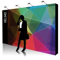 pop up velcro 3x4 dritto - BOX