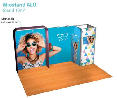 stand 5x3 - MIOSTAND ALU