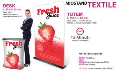Stand Textile