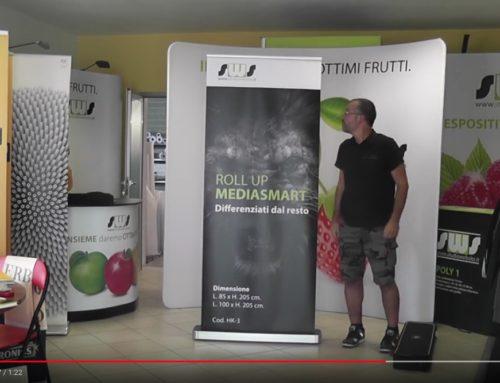 Roll up Mediasmart | Video Tutorial