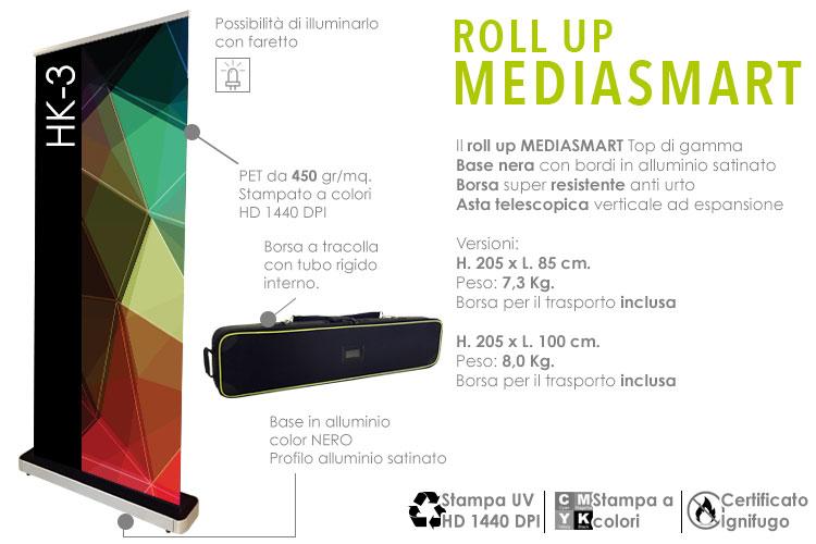 Roll up Mediasmart