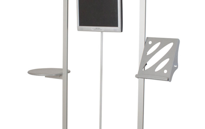 scheletro-roll-up-display