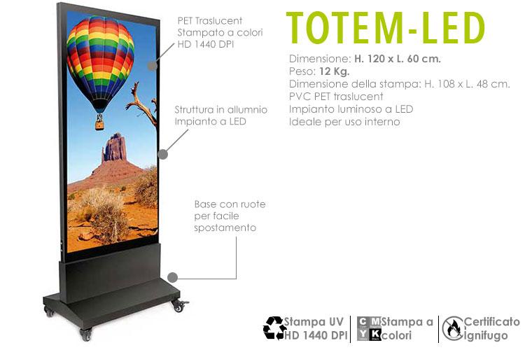 Totem Led - TOTEM-LED