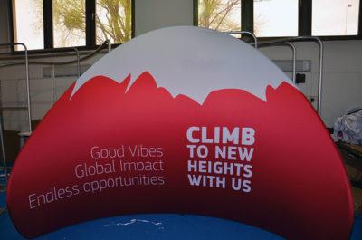 Wide Summit | Montaggio