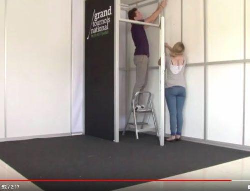 Stand Modulari | Miostand | Video tutorial
