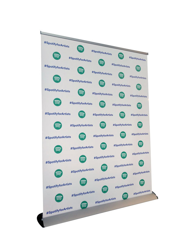 Roll up banner elegance 200x150 cm.