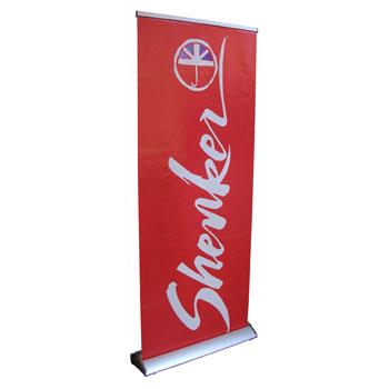 Roll up elegance bifacciale 200x85 cm.