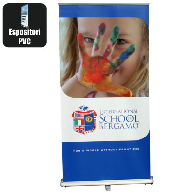 Roll up standard 200x100 cm