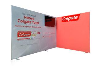 Stand 3x2 COLGATE