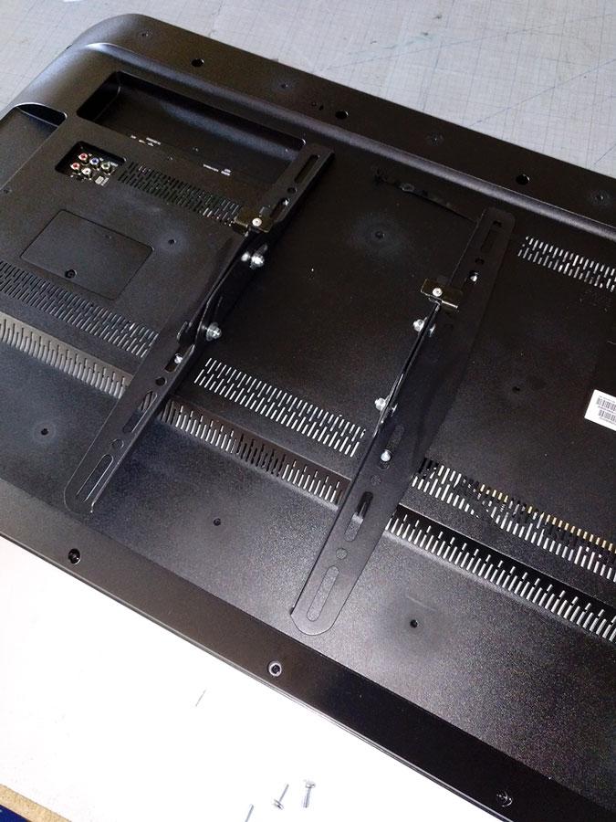 Stand 3x2 COLGATE - Accessorio per TV da 55 pollici