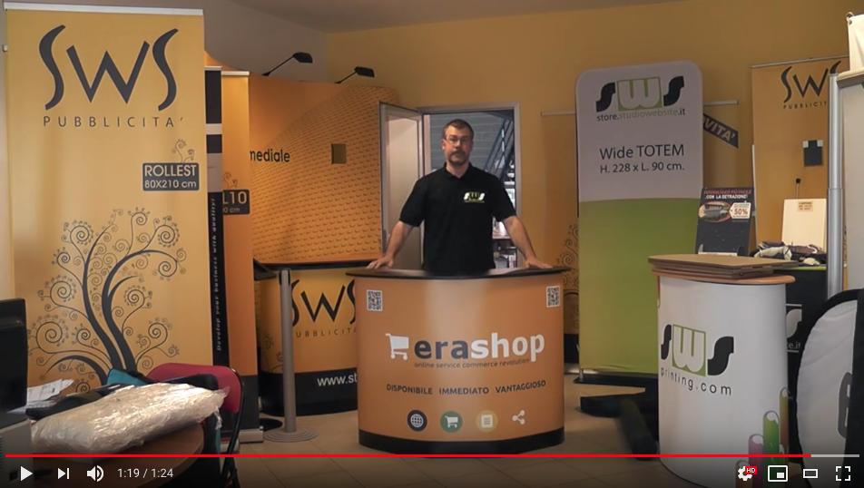 Deskbag - video tutorial