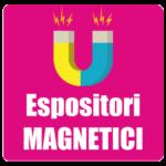 Espositori magnetici