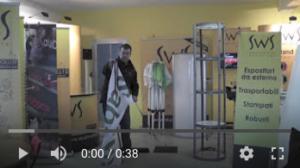 Video tutorial montaggio bandiere a vela