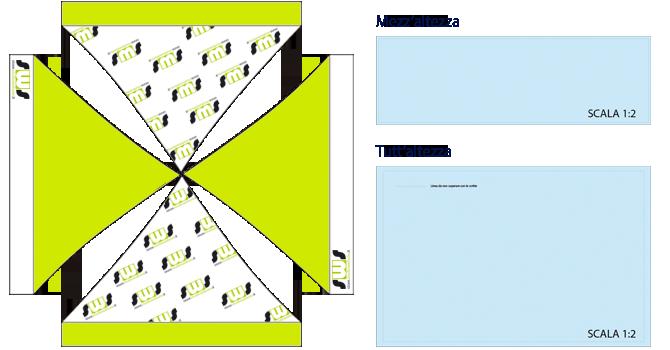 Creazione bozza grafica del gazebo