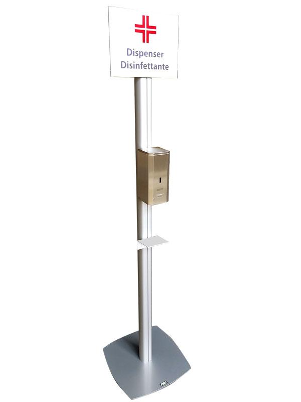 dispenser-gel-disinfettante-colonna