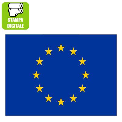 stampa-bandiera-europea