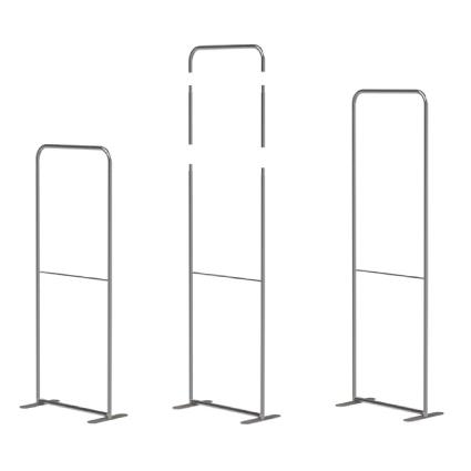 Montaggio altezza da 200 a 240 cm.