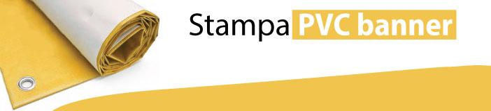 Stampa pvc banner